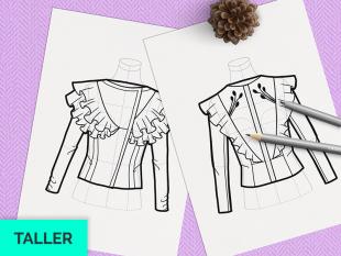 como diseñar ropa